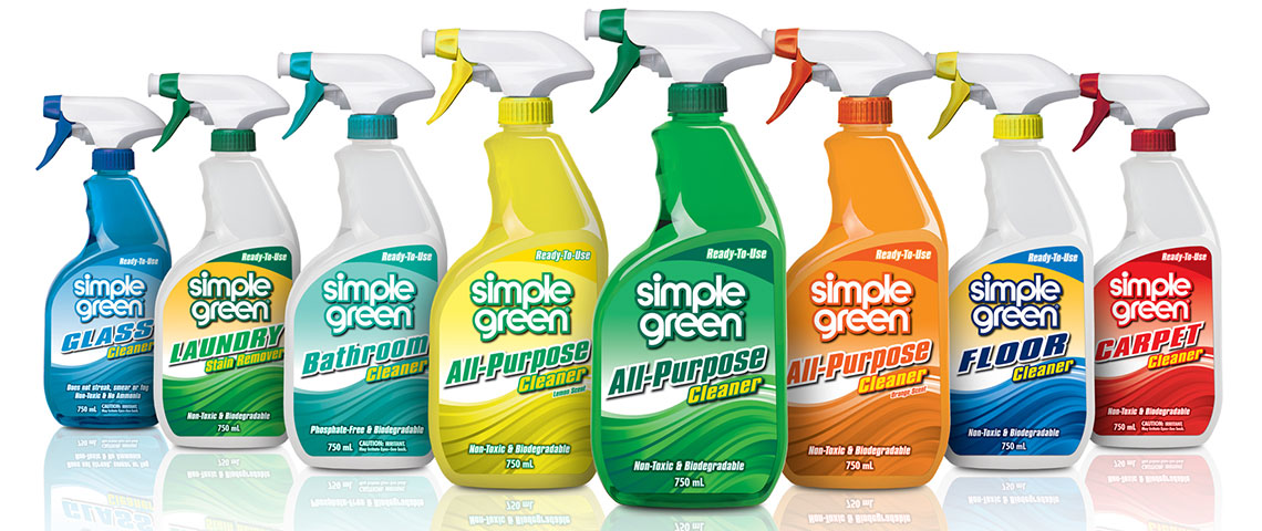 The Simple Green Story Began Over Thirty Years Ago Long Before Environmentally Friendly Products Were Mandated By Law Bruce Fabrizio And His Father